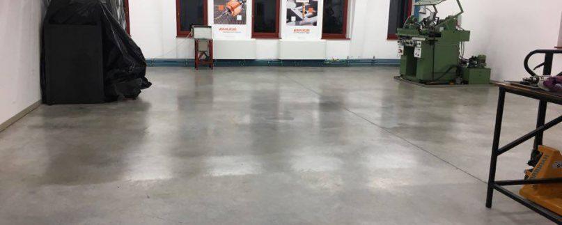 porló beton kezelése