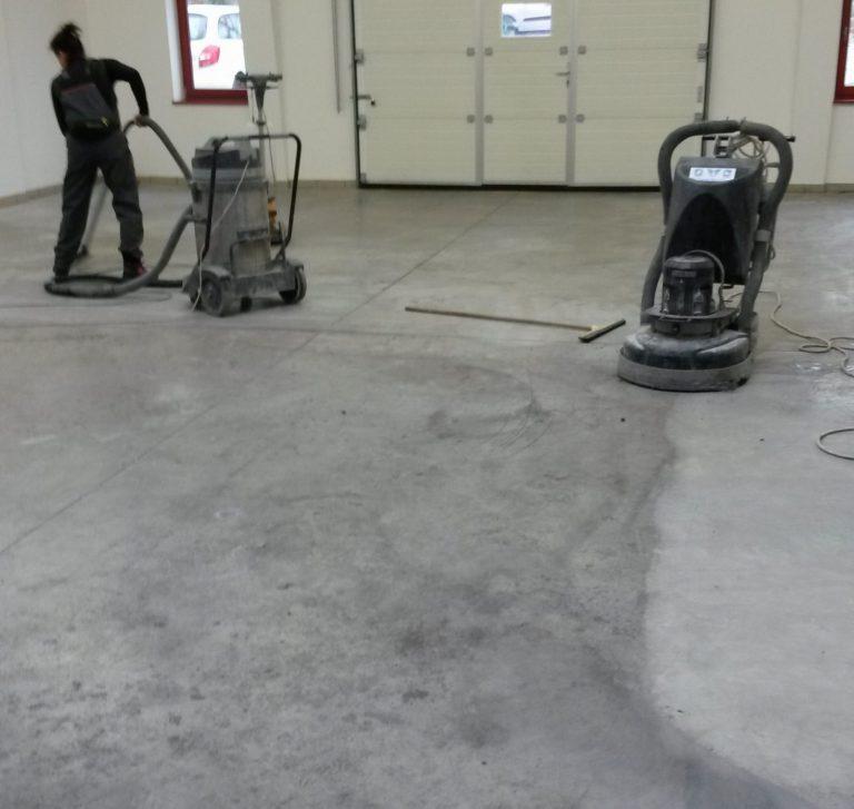 betonápoló
