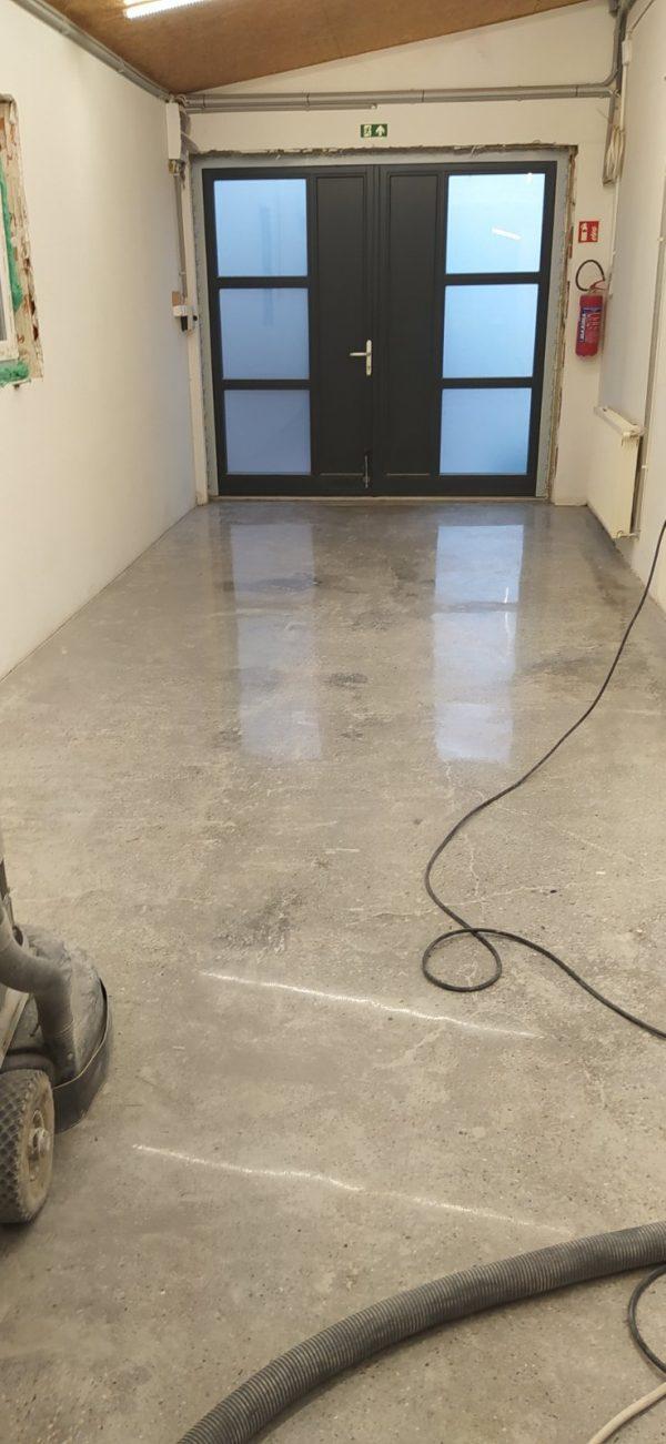 beton polírozás